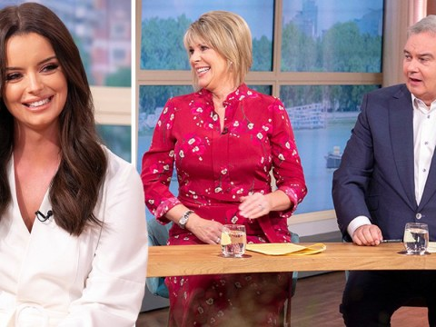 Love Island star Maura Higgins makes This Morning debut and teases dangerous skydive stunt