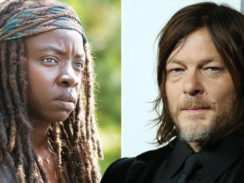 The Walking Dead season 10: Norman Reedus literally begged Danai Gurira to keep Michonne alive