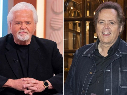 Jimmy Osmond's brother Merrill gives update on singer's health after tragic stroke