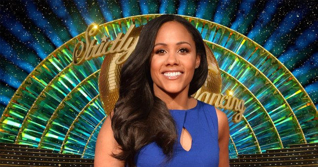 Alex Scott is the latest confirmed star for Strictly Come Dancing (Picture: Getty)
