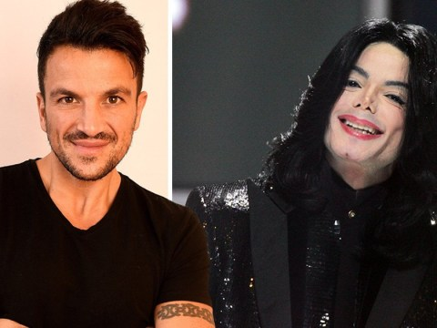Peter Andre continues to defend Michael Jackson amid child sex abuse allegations