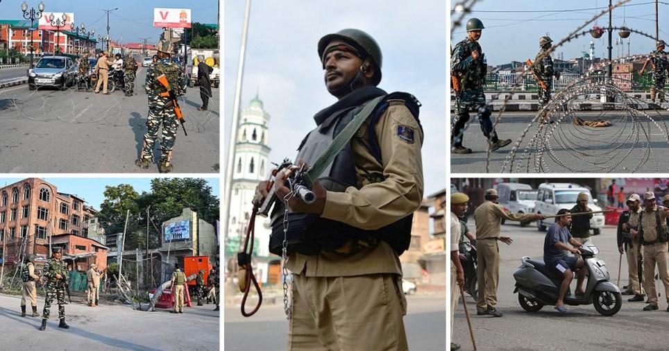 India 'shuts schools and cuts off internet' in Kashmir lockdown