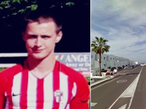 Boy, 15, dies after falling off wall while on holiday with family in Lanzarote