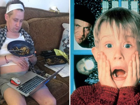 Macaulay Culkin reveals what Home Alone remake should really look like and it's too real