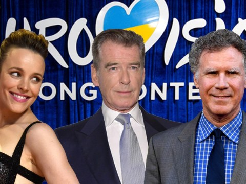 Pierce Brosnan to play 'most handsome man in Iceland' in Will Ferrell's Eurovision movie