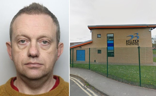 Teacher Jailed For Keeping Naked Photos And Having Sex -2545