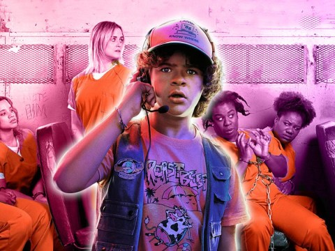 Stranger Things star Gaten Matarazzo 'begged' Orange Is The New Black cast member for season 7 spoilers