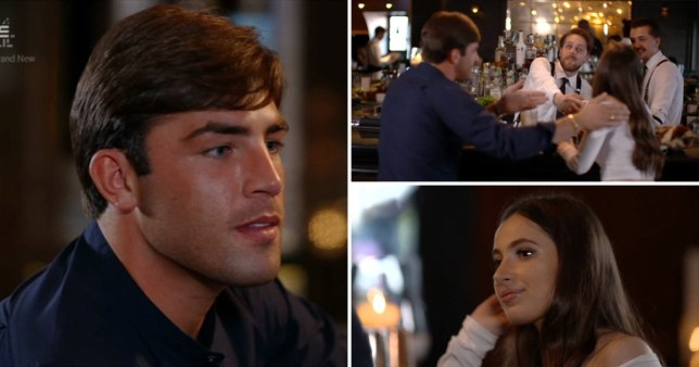 Celebs Go Dating's Jack Fincham