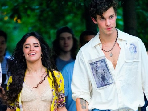 Shawn Mendes spends his 21st birthday hand-in-hand with Camila Cabello as romance heats up