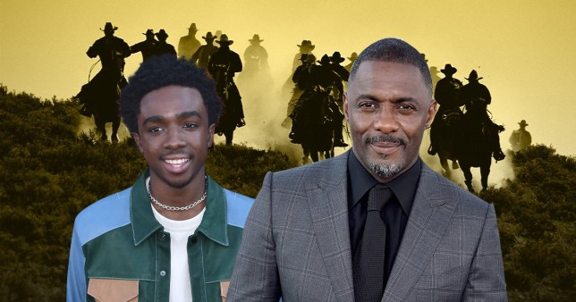 Stranger Things' Caleb McLaughlin starring with Idris Elba in Concrete Cowboys