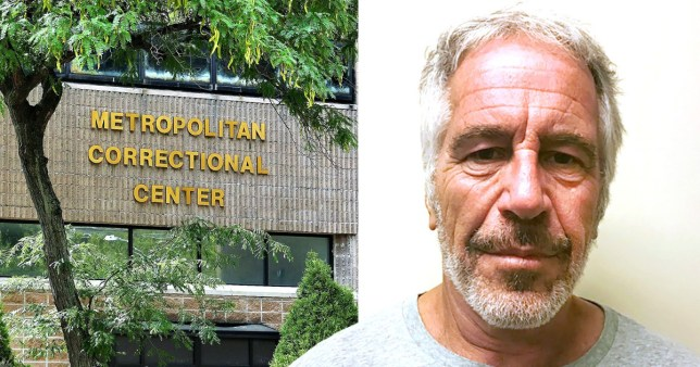 Jeffrey Epstein was arrested on July 6 and was being held in a New York prison