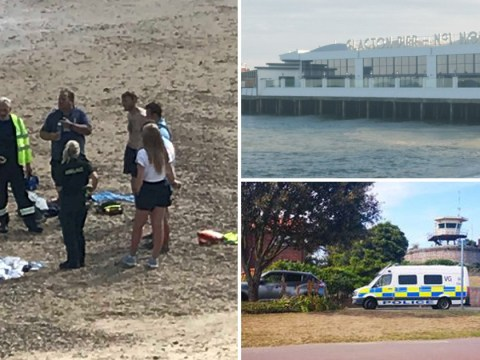 Teenager, 18, dies in hospital days after his sister, 14, drowned in sea