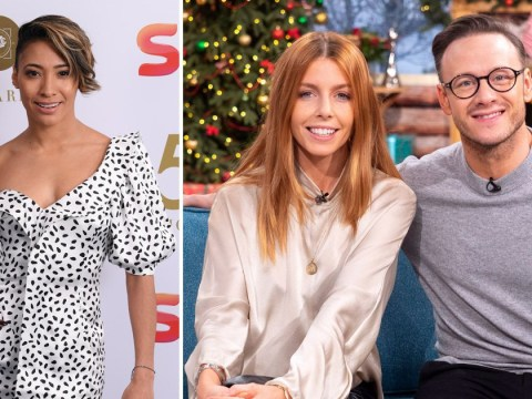Karen Clifton breaks silence on ex Kevin's new romance with Stacey Dooley: 'I'm happy he's happy'