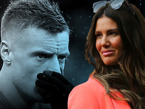 Jamie Vardy offers public support to wife Rebekah amid Coleen Rooney's bombshell allegations