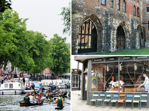 Norwich is just as exciting as San Francisco and Indonesia, says Vietnam