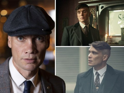 Cillian Murphy has a doppelganger and the resemblance is uncanny