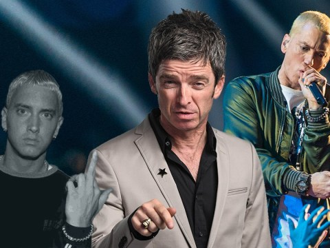 Noel Gallagher comes for Eminem as he slams rapper for writing 'boring' songs about drugs