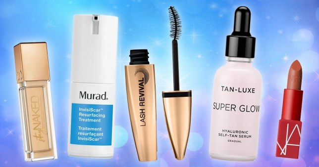 These are the new beauty launches we're obsessed with right now