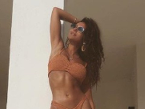 Michelle Keegan is a total thirst trap as she rocks bikini during Ibiza holiday