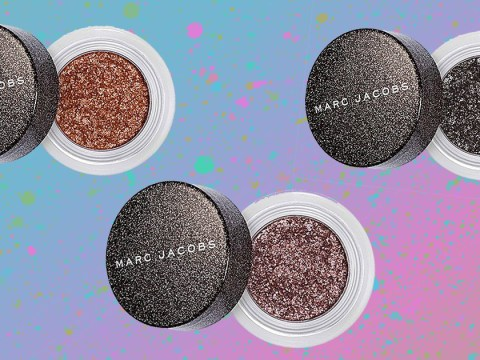 Marc Jacobs Beauty new See-quins Glam Glitter Eyeshadow is a makeup must-have