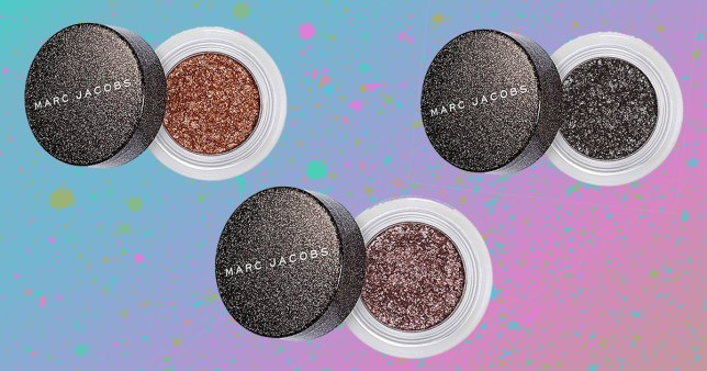 Marc Jacobs See-quins Glam Glitter Eyeshadows