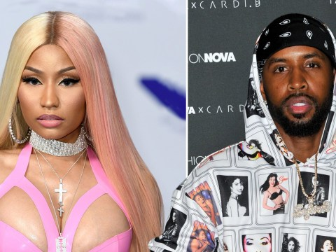 People think that Nicki Minaj is still hurting over ex Safaree after she disses him on Queen Radio