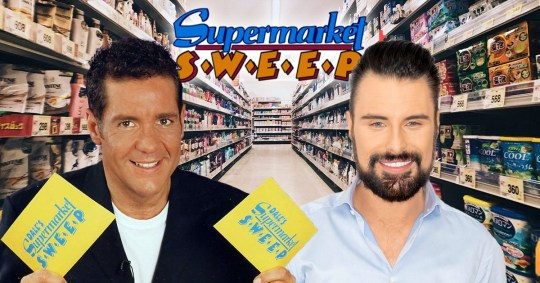 Supermarket Sweep reboot will have 'a nod to Dale Winton'