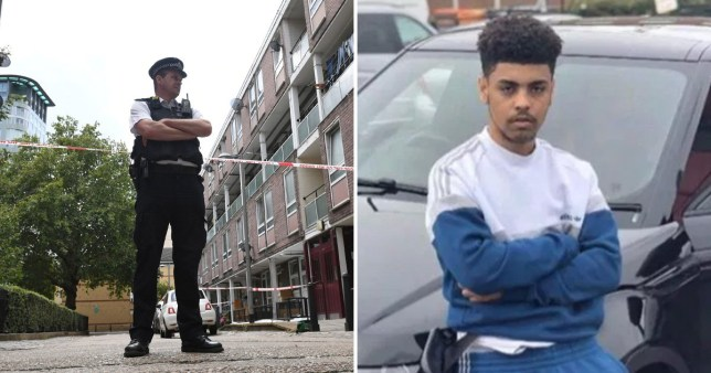 Murder victim, 16, banged on door yelling 'Help me' before he collapsed
