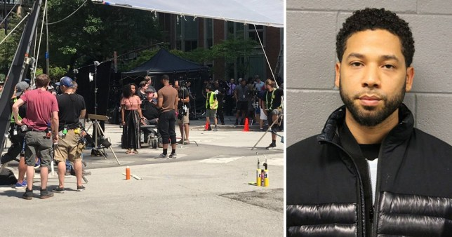 Jussie Smollett - Empire shooting