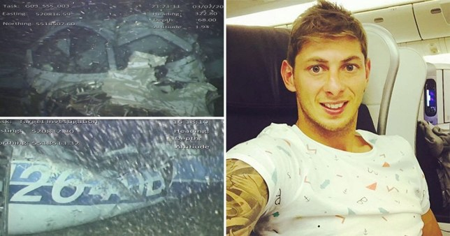 Dead footballer Emiliano Sala's plane was filled with carbon monoxide when it crashed