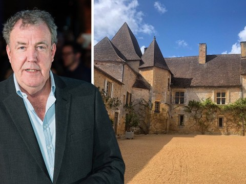 Jeremy Clarkson, millionaire, shows off impressive mansion to prove A-levels mean nothing when it comes to making money