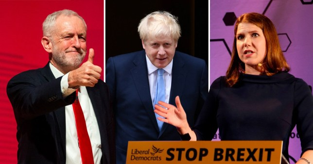 Lib Dems could support Jeremy Corbyn to oust Boris Johnson after all