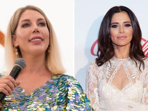 Katherine Ryan shocks audience with Cheryl malaria gag: 'She won't die'