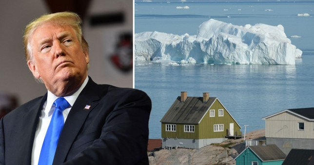 Denmark tells Trump 'Greenland is not for sale' after he considered buying it