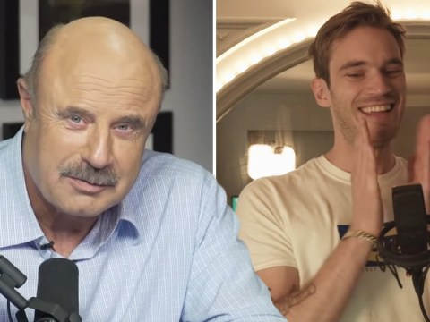 PewDiePie's dreams come true as Dr Phil hosts Meme Review and roasts Jake Paul