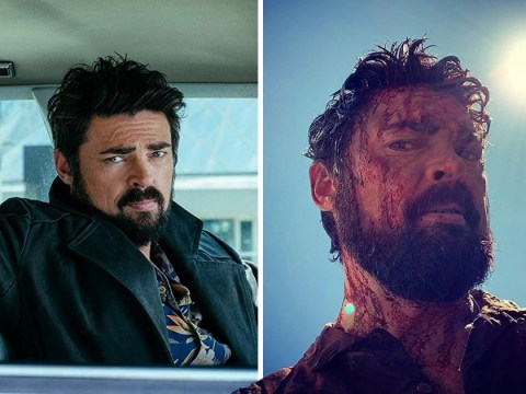 The Boys season 2: Karl Urban shares first photo of Billy in action after that brutal cliffhanger