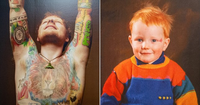 Never-before-seen pictures of Ed Sheeran on display in Made In Suffolk exhibition