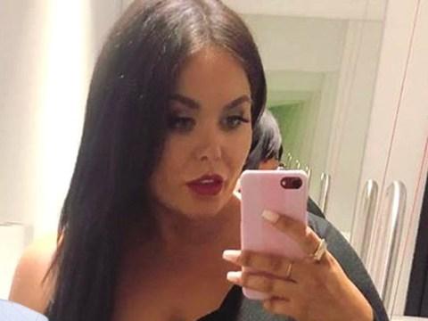 Scarlett Moffatt says confidence has been boosted as she shares stunning dress selfie