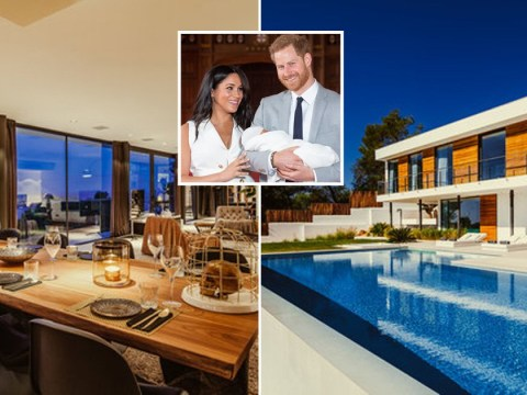 Inside the 'billionaires' playground' Ibiza villa stayed in by Harry and Meghan