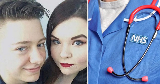 Connor Andrews, 22, who was refused an NHS vasectomy because he is 'too young'