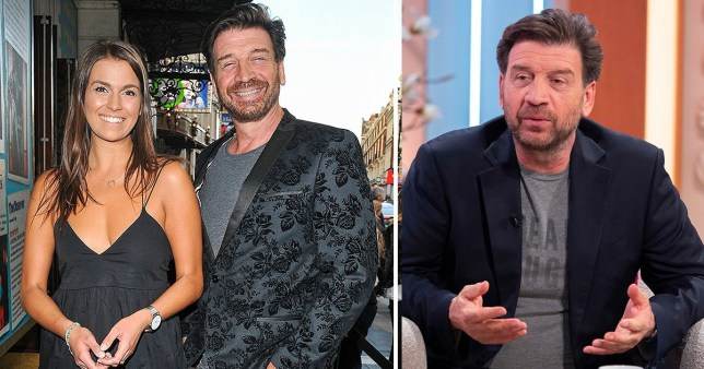 Nick Knowles and Emily Hallinan