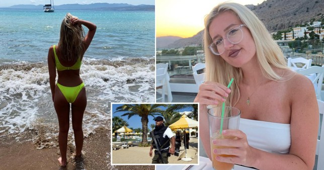 Tunisia terror attack survivor has first beach trip in four years