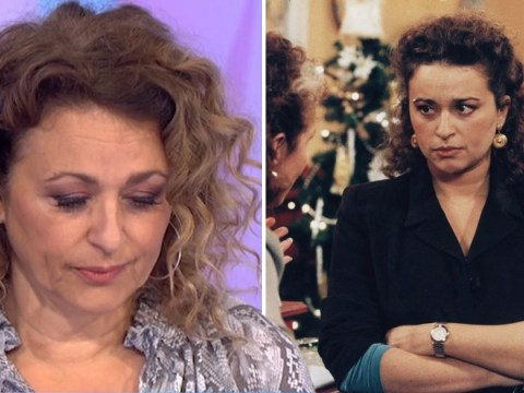 Loose Women's Nadia Sawalha 'wasn't happy' and was 'lonely and insecure' while starring in Eastenders
