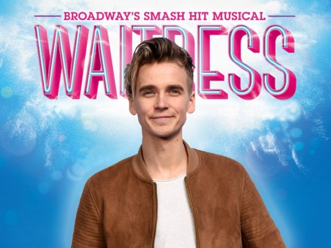 Strictly's Joe Sugg 'keeps dancing' as he lands role in West End's Waitress