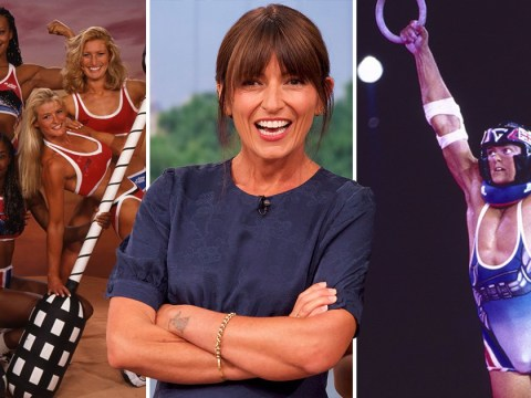 Davina McCall puts herself up for hosting Gladiators reboot and fans love the idea