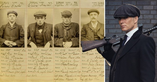 Inside the real Peaky Blinders: The true story behind Tommy Shelby and his gang ahead of season 5