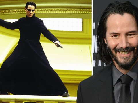 Keanu Reeves confirmed to appear in Matrix 4 alongside Carrie-Anne Moss after 14 years