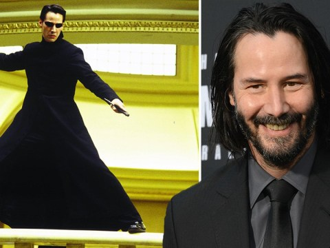 Keanu Reeves shares the 'beautiful' reason he was lured into returning for Matrix 4
