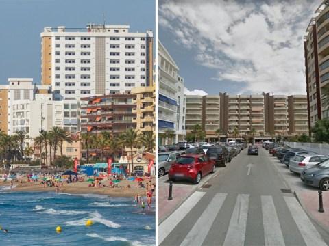 British schoolboy, 13, dies after falling from Costa del Sol balcony