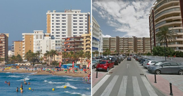 Boy dies after falling from balcony on costa del sol